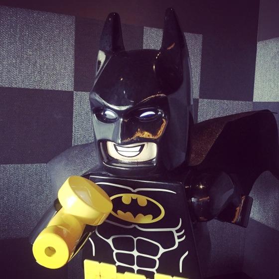 My homie lego batman